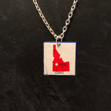 Idaho Tin Necklace