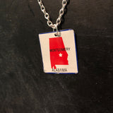 Alabama Tin Necklace