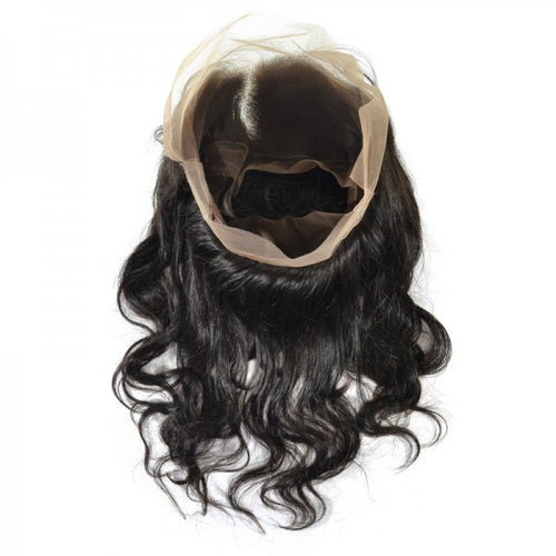 360 Lace Closures Body Wave Malaysian