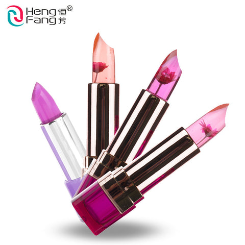7 Colors Thermal Changing Matte Lipstick Lip Balm