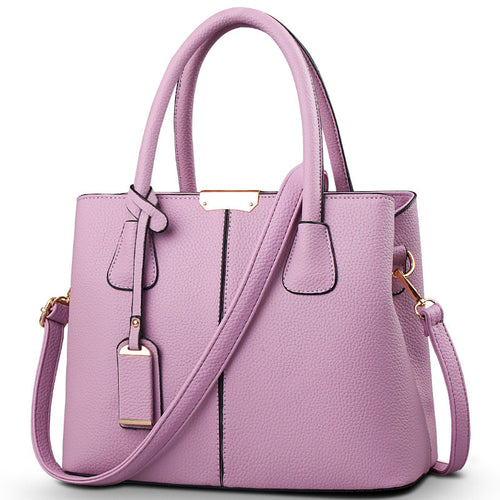 Designer Women Top Handle Satchel Shoulder Handbag