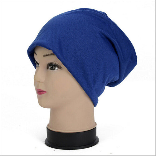 Beanie Soft Warm Knit Cap Women Winter Hat