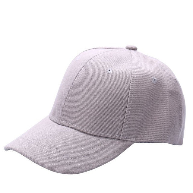 Cotton Adjustable Color Cap Women Sun Hat