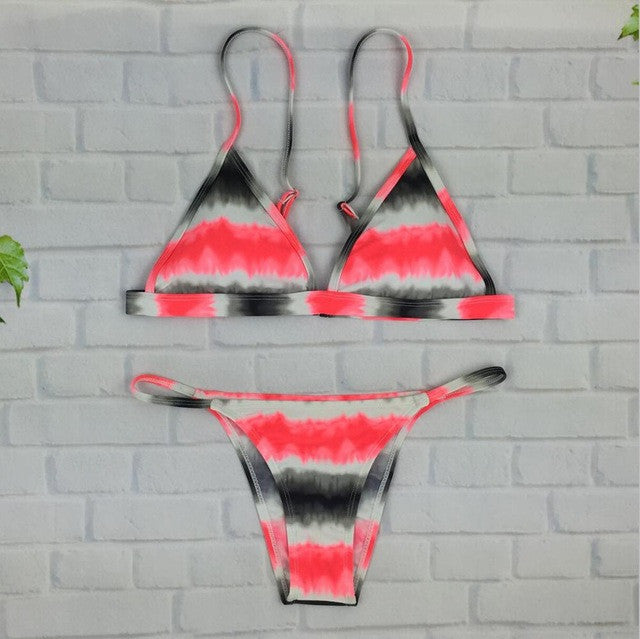 2 Piece Women Swim Bathing Suit