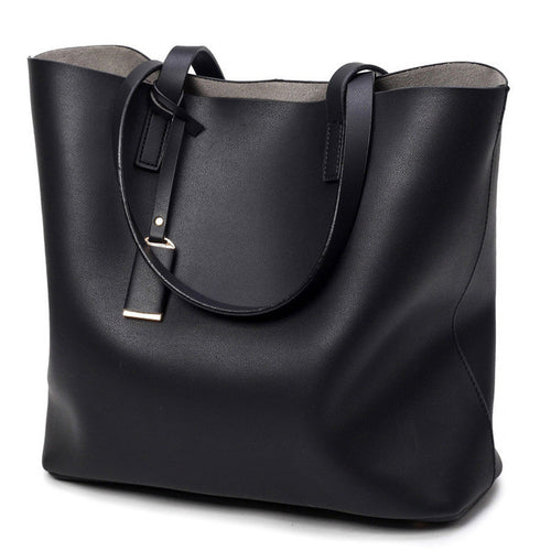 Designer Leather Tote Handbags For Women