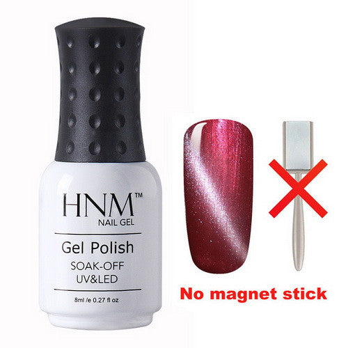 HNM Nail Polish Top Coat Base Gel Polish Soak Off Nail Art Varnish Semi Permanent