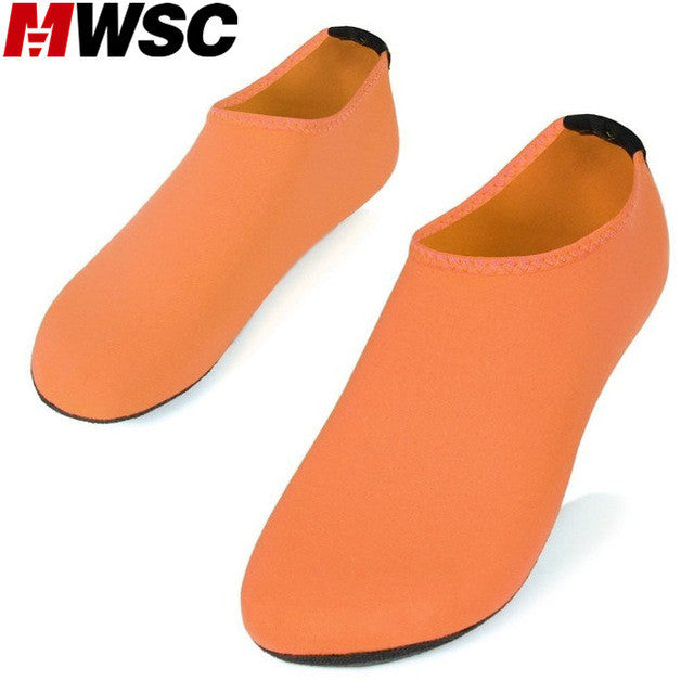 Women Slip On Rubber Loafers
