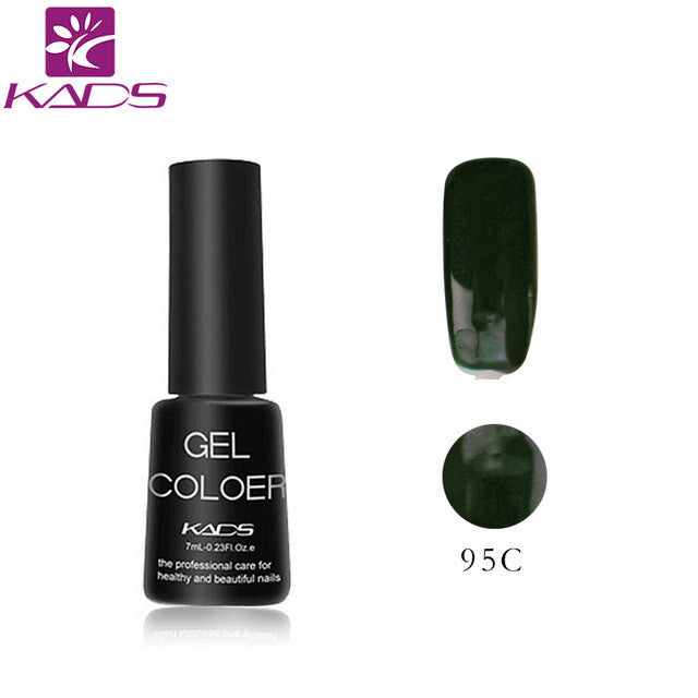 Fashion Gel Nail Polish Set Long Lasting Easy Soak Off Gel Polish
