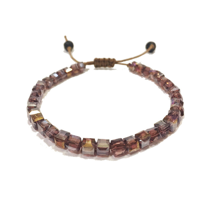 Rose Glass | Diffuser Bracelet