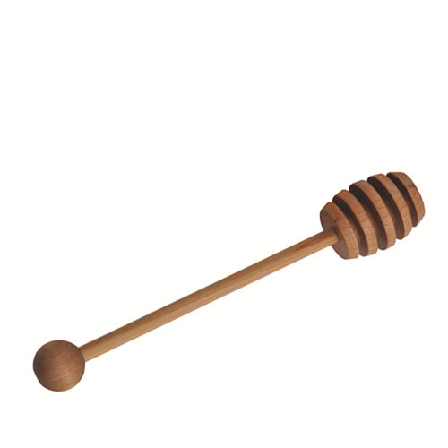 Olive Wood Honey Dipper by Berhard