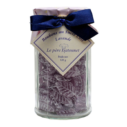 L'Ami Provencal Lavender Hard Candy