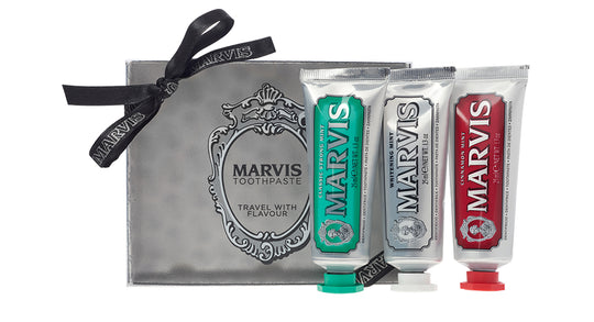 Marvis Favorites Toothpaste Travel Sized Trio