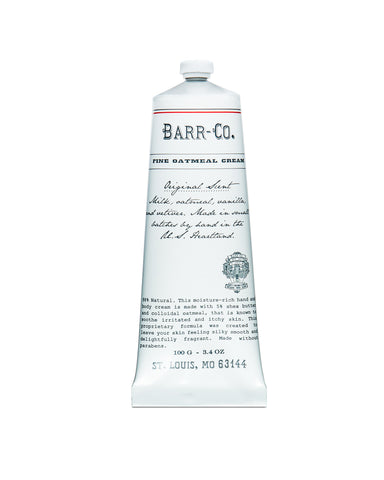 Barr-Co. Original Scent Hand and Body Cream