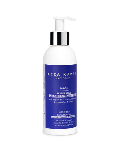 Restorative Mask for Color Treated Hair by Acca Kappa
