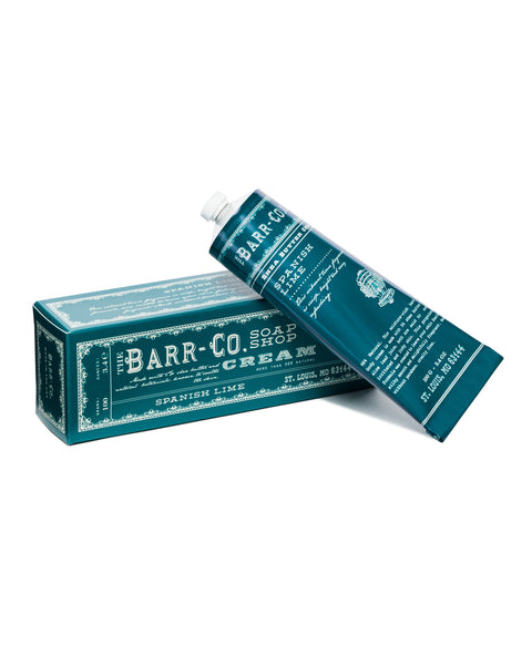 Barr-Co. Hand & Body Cream 3.4 Oz. - Spanish Lime