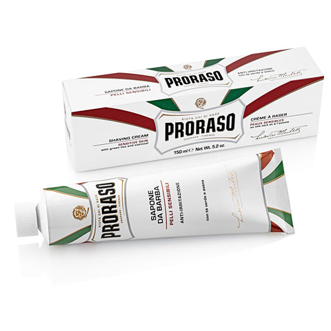 Proraso Shaving Cream - Sensitive 5.2 OZ