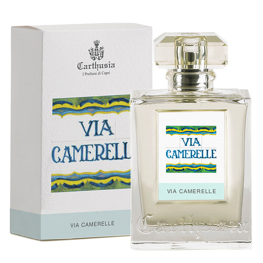 Via Camerelle by Carthusia -  Eau de Parfum 1.7 fl. oz