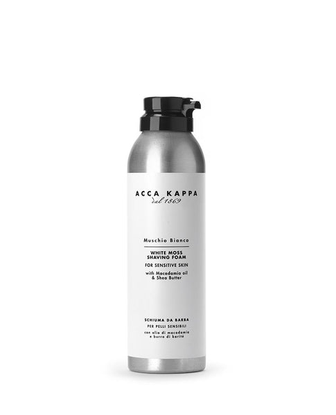 White Moss Shave Foam by Acca Kappa