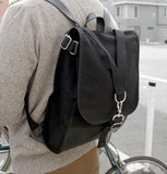 Sacagawea Carryall - Black Canvas by Materials + Process