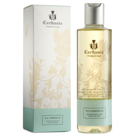 Via Camerelle by Carthusia Shower Gel