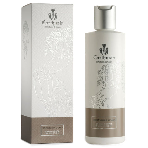 Uomo by Carthusia Body Lotion