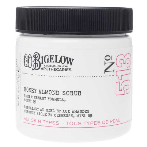 C.O. Bigelow Honey Almond Scrub - No. 513
