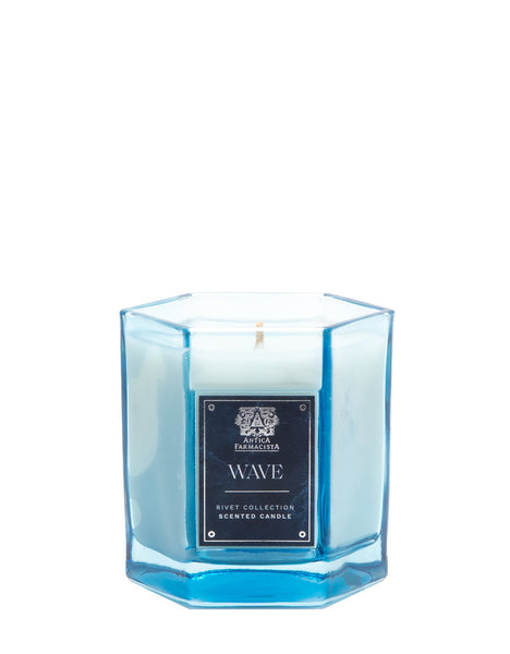Rivet Wave Scented Candle