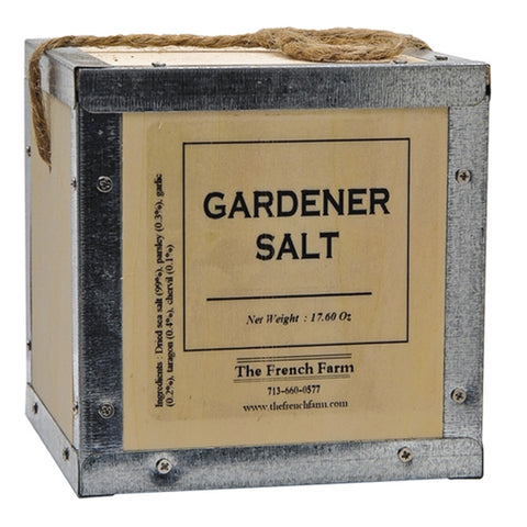 Gardener Salt Box by The French Farm