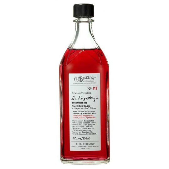 C.O. Bigelow Dr. Keightley's Mouthwash Concentrate - No. 117