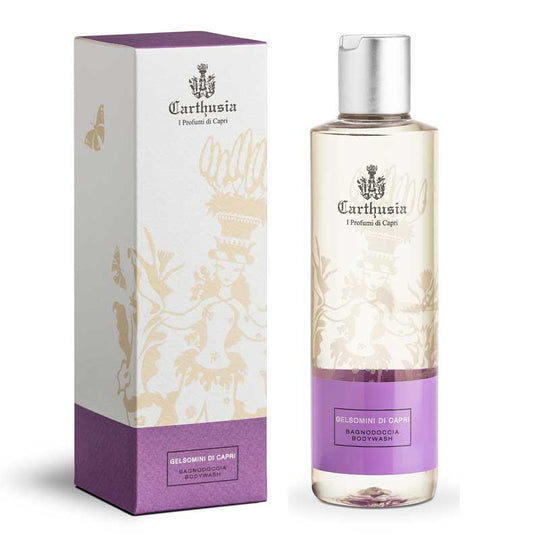 Gelsomini by Carthusia Shower Gel