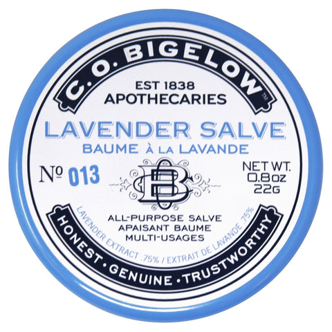 C.O. Bigelow Lavender Salve - No. 013