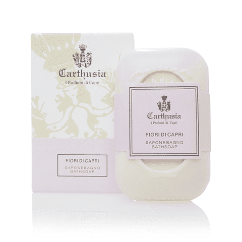 Fiori Di Capri by Carthusia Luxury Bath Soap