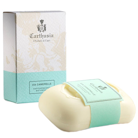 Via Camerelle Luxury Bath Soap by Carthusia