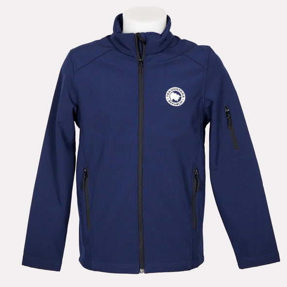CHAQUETA SOFTSHELL MEN NAVY
