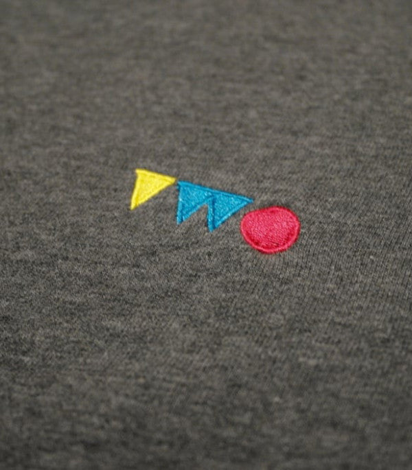 TWO PLAY PANEL SWEATSHIRT