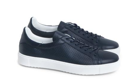 Dept. of Finery Liberty Sneaker - Navy