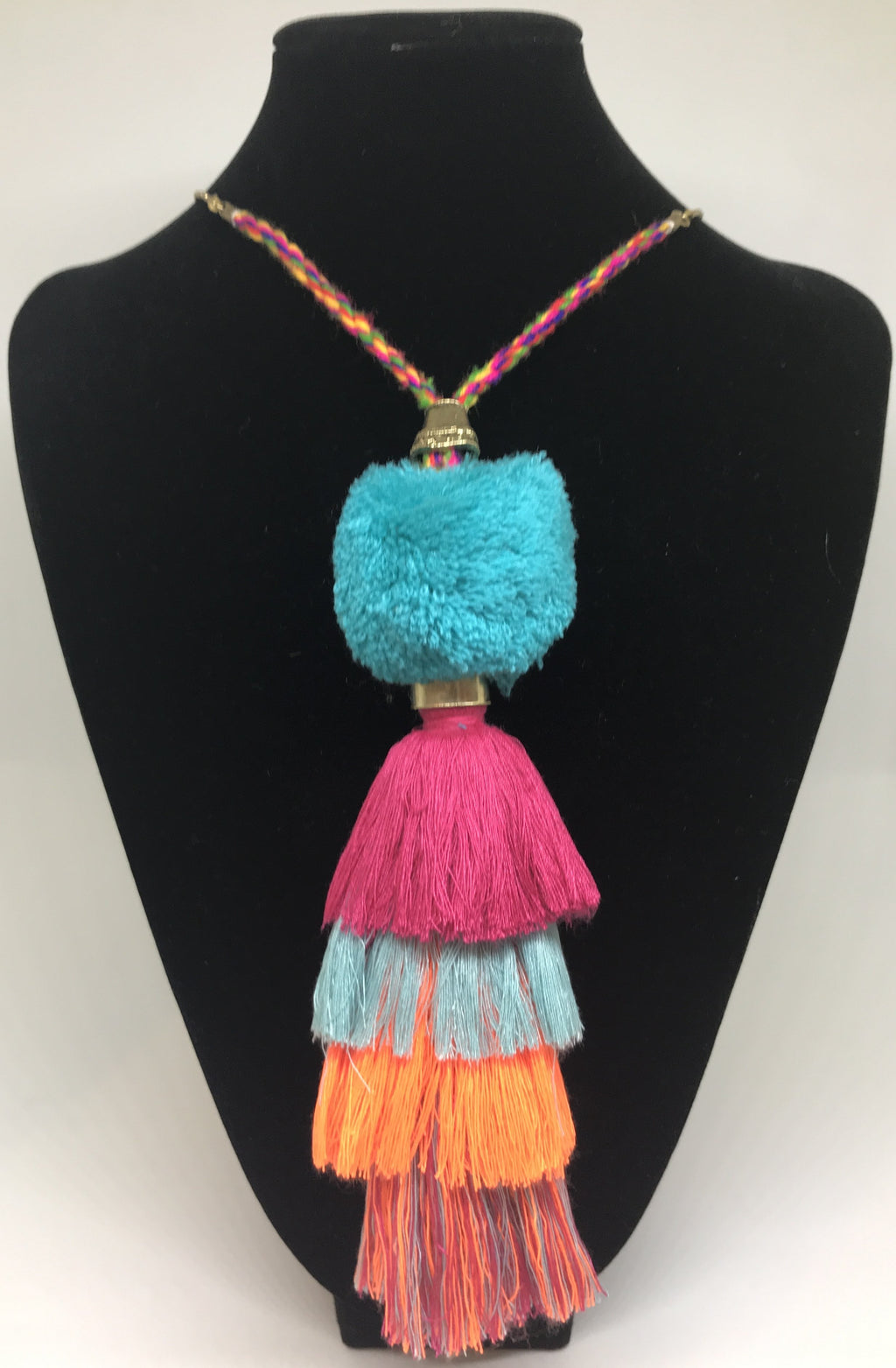 Vakation Tassle Necklace