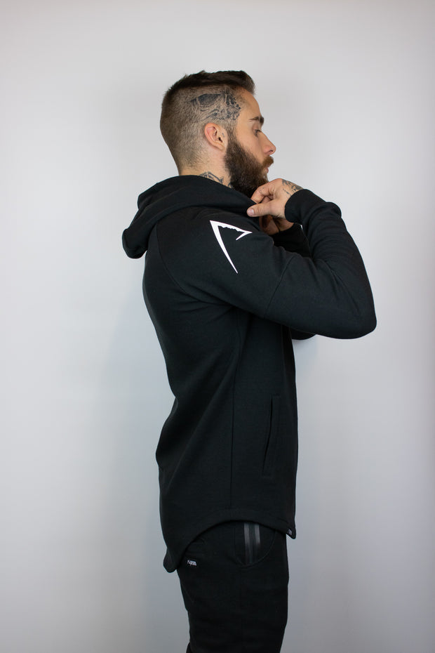 LEYA III JACKET - BLACK