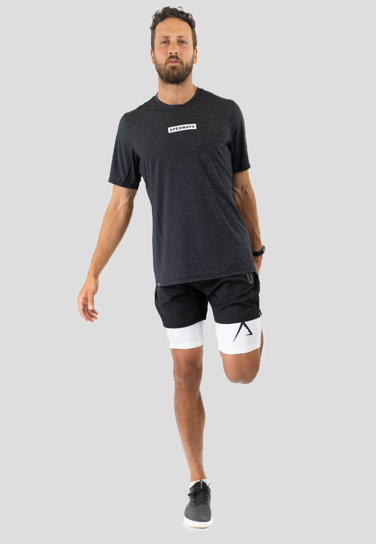 Extra Breathable T-Shirt - Charcoal