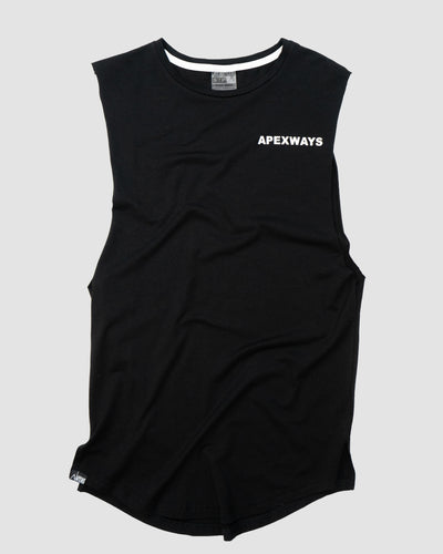 Lagrue Tank Top - Black *FINAL SALE*