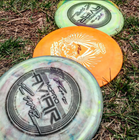 Paul McBeths Discs