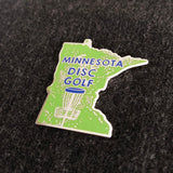 Minnesota Disc Golf Pin