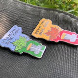 Vermont State Disc Golf Pin