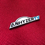 AnhyzerTV Disc Golf Pin - Series 1
