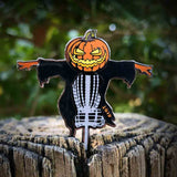 Halloween 2019 Disc Golf Pin Set