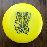 Disc Golf Every Day Basket Mini Marker - COLOR