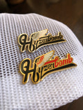Hyzerbomb Disc Golf Pin - Series 1