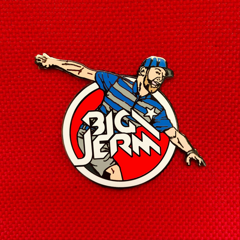 Jeremy Koling Series 3 Disc Golf Pin