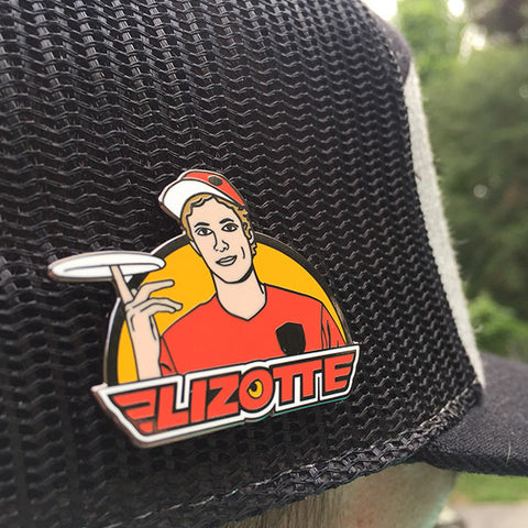 Simon Lizotte Enamel Pin - Series 1