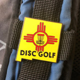 New Mexico State Disc Golf Pin